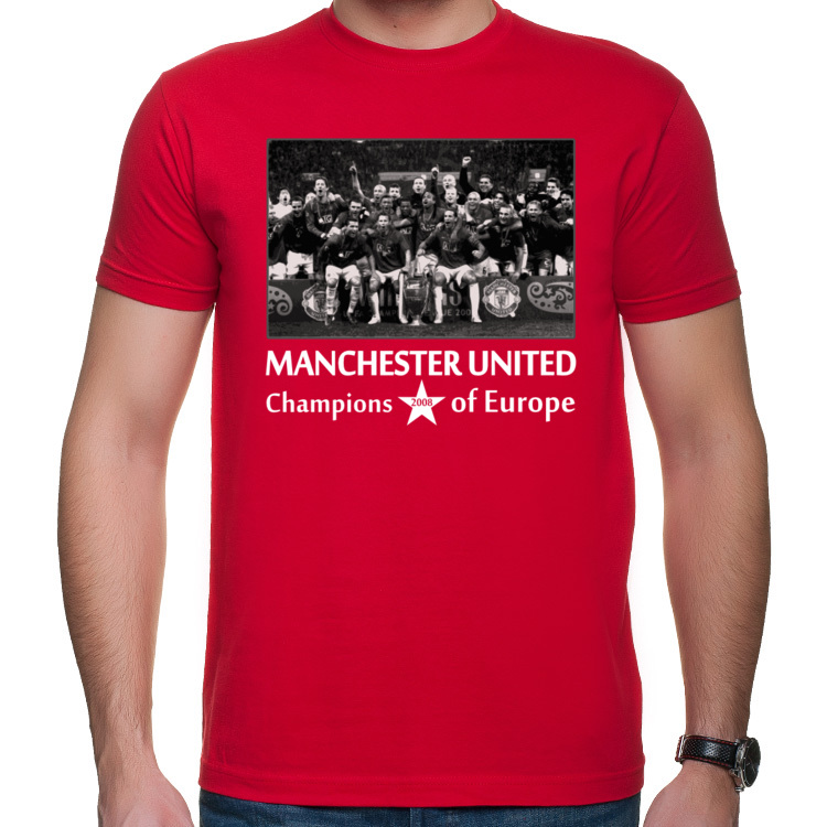 Manchester United 2008 ver2