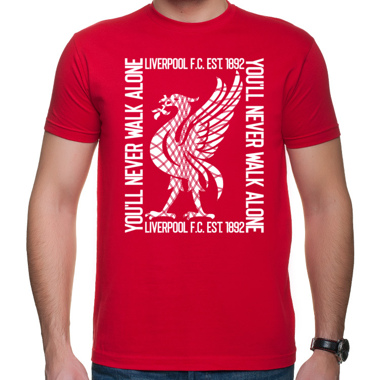 YOU'LL NEVER WALK ALONE - LIVERPOOL F.C.